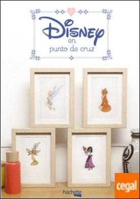 Disney en punto de cruz