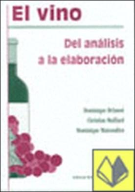 El vino . del análisis a la elaboración