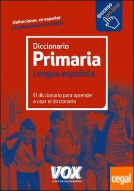 Diccionario de Primaria por Larousse Editorial PDF