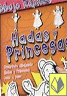 Dibujo rápido. Hadas y princesas . DIVIERTETE DIBUJANDO HADAS Y PRINCESAS PASO A PASO