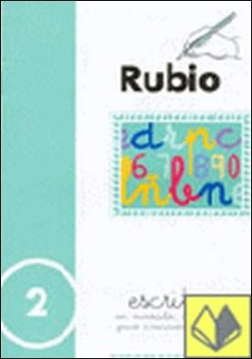 Escritura Rubio, n. 2