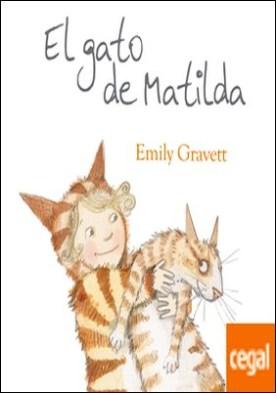 El gato de Matilda . (Incluye pinturas de colores)