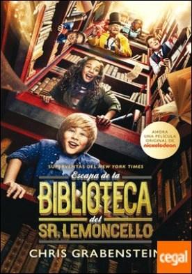 Escapa de la biblioteca del señor Lemoncello