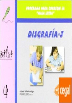 Disgrafía 3 . Programa para corregir la mala lectra