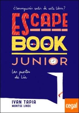 Escape book junior . Las puertas de Lía