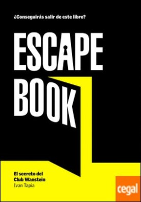 Escape book . El secreto del Club Wanstein