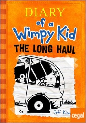 Diary of a Wimpy Kid 9 . The Long Haul