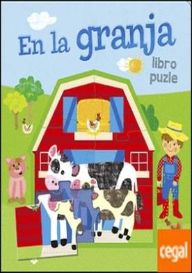 En la granja . Libro puzle