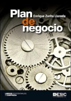 Plan de negocio por Enrique Zorita Lloreda PDF