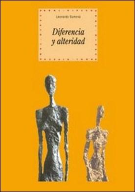 Diferencia y alteridad