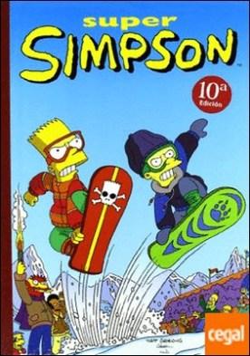Dispuestos a meter la pata (Súper Simpson 5)