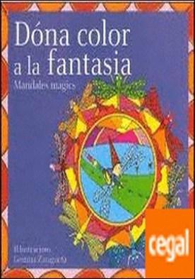 Dóna color a la fantasia, mandales màgics