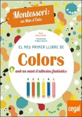EL MEU PRIMER LLIBRE DE COLORS (VVKIDS)