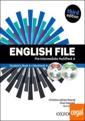English File 3rd Edition Pre-Intermediate. MultiPack a with iTutor and iChecker