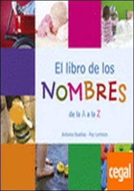 El libro de los nombres . de la A a la Z