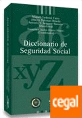 Diccionario de Seguridad Social