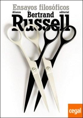 Ensayos filosóficos por Russell, Bertrand PDF