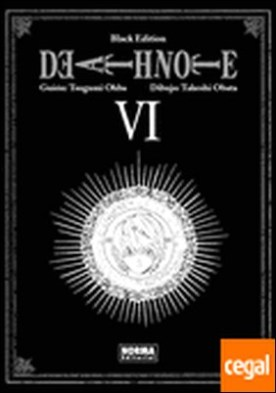 Death Note, Black edition 6 . (Black Edition incluye vols 11 y 12)