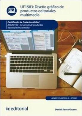 Diseño gráfico de productos editoriales multimedia