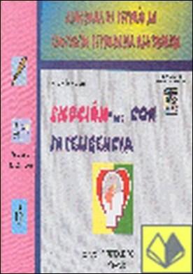 Emociónate con inteligencia . PROGRAMA DE TUTORIA EN EDUCACION SECUNARIA OBLIGATORIA