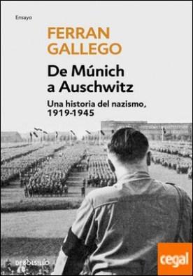 De Múnich a Auschwitz por Gallego, Ferran