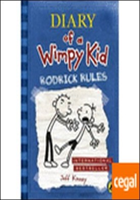 DIARY OF A WIMPY KID . RODRICK RULES