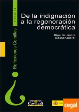 De la indignación a la regeneración democrática