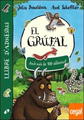 El grúfal. Llibre d'adhesius