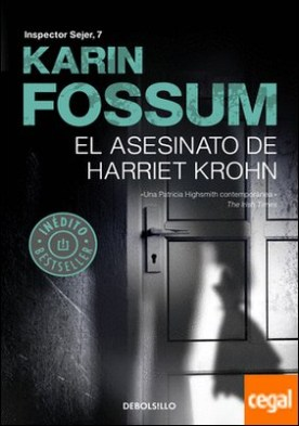 El asesinato de Harriet Krohn (Inspector Sejer 7)