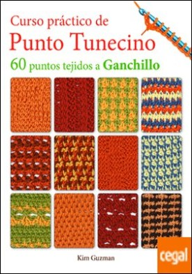 Curso práctico de Punto Tunecino . 60 puntos tejidos a Ganchillo por Guzman, Kim PDF