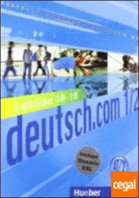 DEUTSCH.COM A1.2 Kursb.+XXL (alum.)