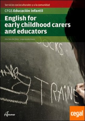 English for early child, carers and educators