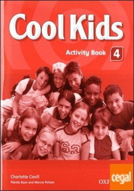 Cool Kids 4. Activity Book and Multi-ROM Pack