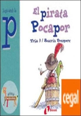 El pirata Pocapor (p) . Juga amb la p