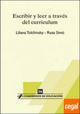 Escribir y leer a través del curriculum
