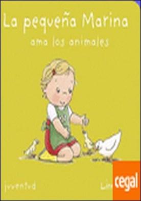 El pequeño Edu. La pequeña Marina ama a los animales