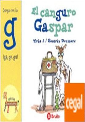El canguro Gaspar . Juega con la g (ga, go, gu)