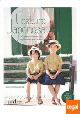 COSTURA JAPONESA . 20 PRENDAS INFANTILES EXPLICADAS PASO A PASO