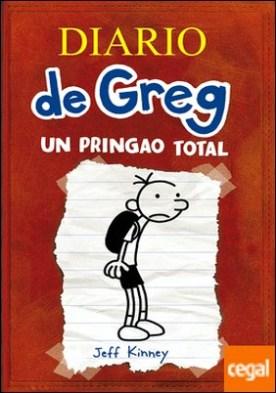 Diario de Greg 1: Un pringao total por KINNEY, JEFF