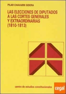 Elecciones de diputados a las Cortes Generales y Extraordinarias