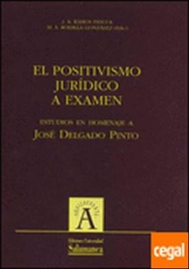 El positivismo jurídico a examen. Estudios en homenaje a José Delgado Pinto . Estudios en homenaje a José Delgado Pinto