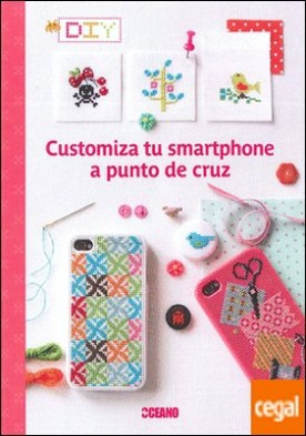 Customiza tu smartphone a punto de cruz