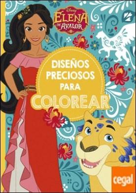 Elena de Ávalor. Diseños preciosos para colorear
