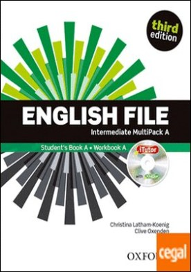 English File 3rd Edition Intermediate. Student's Book MultiPack a without Oxford Online Skills Practice