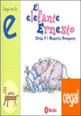 El elefante Ernesto . Juega con la e