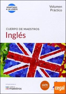 Cuerpo de Maestros Inglés. Volumen Práctico . Adaptado a la LOMCE por CENTRO DE ESTUDIOS VECTOR, S.L. PDF