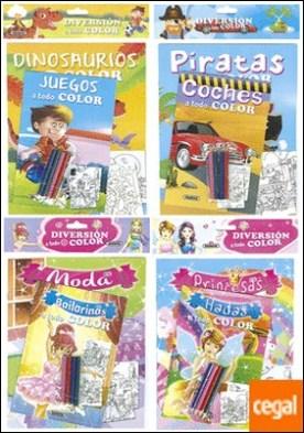 Diversión a todo color (4 títulos)