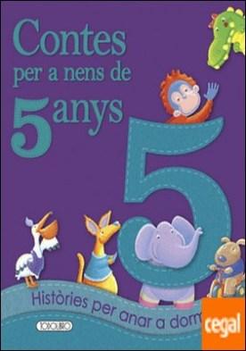 Contes per a nens 5 any por Equipo ded Todolibro PDF