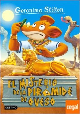El misterio de la pirámide de queso . Geronimo Stilton 17