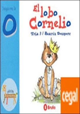 El lobo Cornelio . Juega con la o